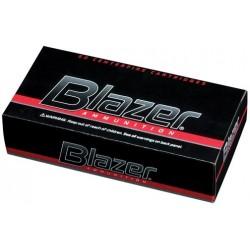 9mm Brow. 95 GR FMJ CCI BLAZER Brass