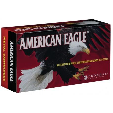 9mm Luger 124 GR TSJ American Eagle