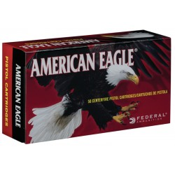 9mm Luger 124 GR TSJ American Eagle