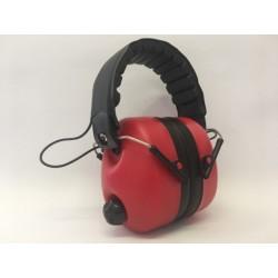 Aktivní elektronická střelecká sluchátka Zender