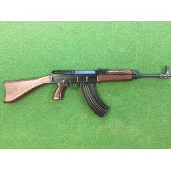 Samonabíjecí puška SA vz.58 P