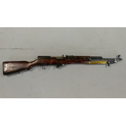 Samonabíjecí puška SKS-43