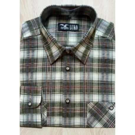 Košile Luko s dlouhým rukávem 162208