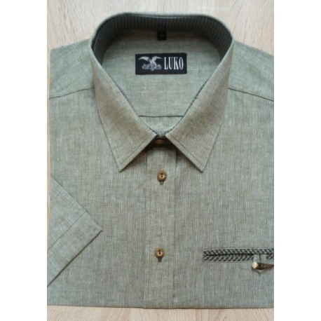 Košile Luko s krátkým rukávem 134125