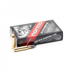 .308 Win. NORMA Match Diamond Line 168 gr.