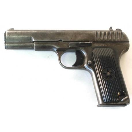 Pistole Tokarev TT33