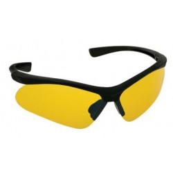 Balistické střelecké brýle Champion – žlutá skla