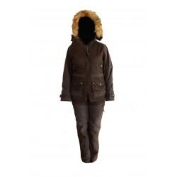Remington zimní komplet Lady Winter Shadow Brown