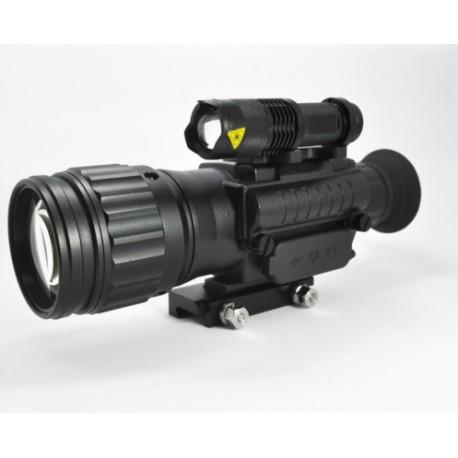 Bestguarder Zaměřovač den/noc 4,5-22x50 WG-60