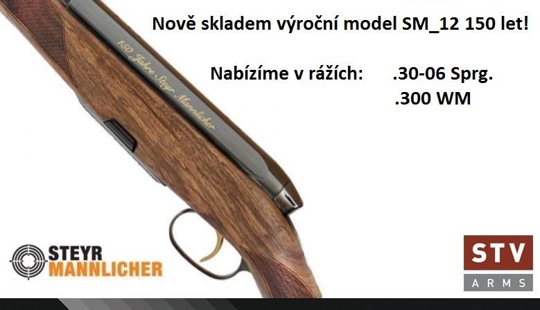 Steyr SM12 150 let